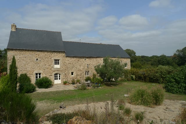 Manor House For Sale In Beautiful Isolated Rural Setting Fully Renovated With Outbuildings