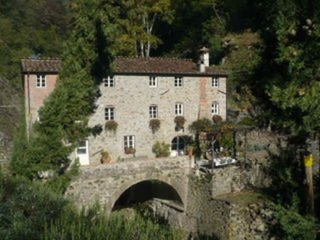 Farmhouse For Sale In Tuscany Old Mill Moulin