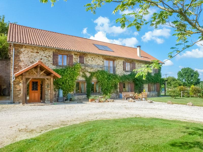 Pleasing Stunning Farmhouse On 6 Ha For Sale With Gite Pool And Lake Haute Vienne Limousin Download Free Architecture Designs Viewormadebymaigaardcom